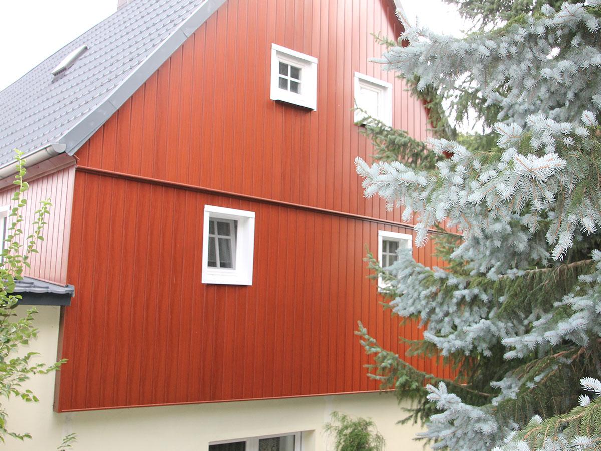fassadenbekleidung und wärmedämmung | dachdecker reichel - unsere