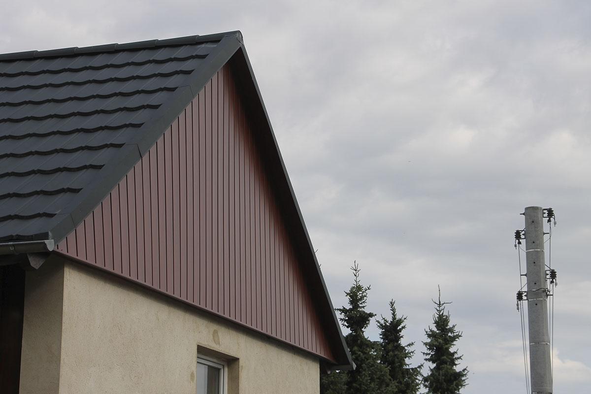 Fassadenbekleidung Und Warmedammung Dachdecker Reichel Unsere